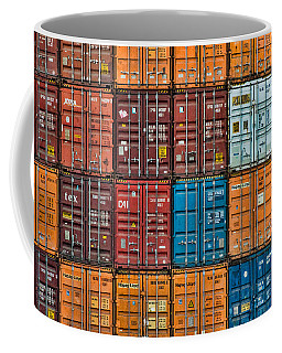 Shipping Containers Coffee Mug