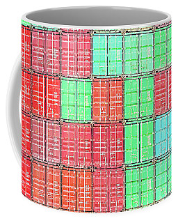 Shipping Cross Coffee Mug