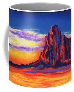 Shiprock Mountain Coffee Mug