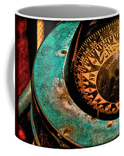 Ship's Compass Coffee Mug