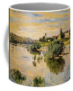 Ships In A Harbor Coffee Mug