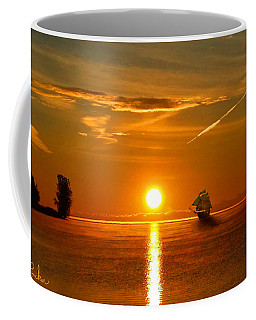 Ships Of Yesterday Coffee Mug
