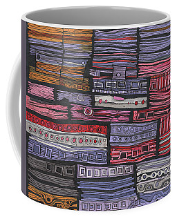 Shipwreck Coffee Mug by Sandra Church