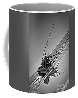 Coffee Mug featuring the photograph Shipwrecked by Ana V Ramirez