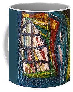 Shipwrecked Coffee Mug by Darrell Black
