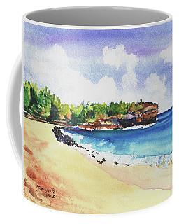 Shipwreck's Beach 2 Coffee Mug