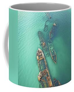 Shipwrecks Coffee Mug