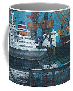 Shipyard Coffee Mug