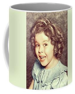 Shirley Temple, Actress Coffee Mug