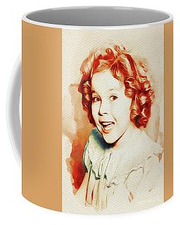 Shirley Temple, Movie Star Coffee Mug