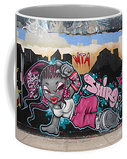 Shiro Coffee Mug