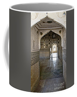 Shish Mahal. Passage. Coffee Mug