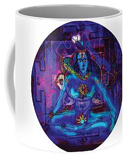 Shiva In Meditation Coffee Mug