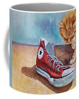 Shoe Snack Coffee Mug