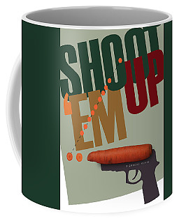Shoot 'em Up Movie Poster Coffee Mug