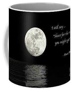 Shoot For The Moon Coffee Mug