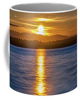 Shoot The Sun Coffee Mug