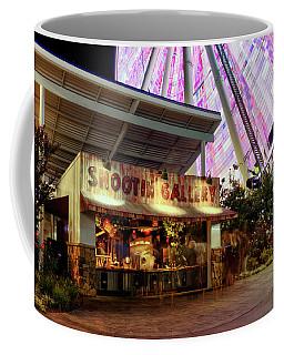 Shootin Gallery At The Wheel Coffee Mug