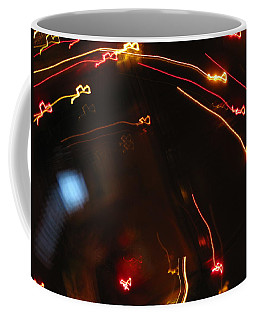 Coffee Mug featuring the photograph Shooting Hearts by Ausra Huntington nee Paulauskaite