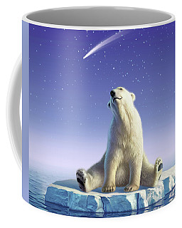 Shooting Star Coffee Mug