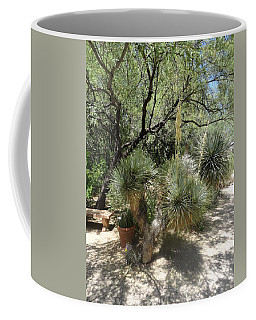 Shooting Up Cactus Garden Coffee Mug