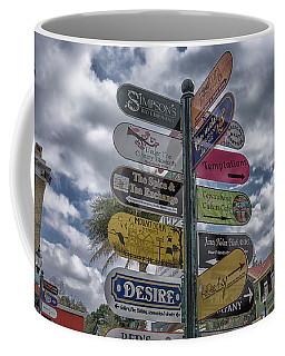 Shop Sign Coffee Mug