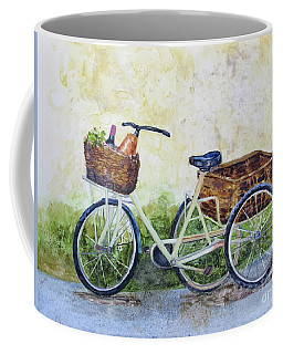 Shopping Day In Lucca Italy Coffee Mug