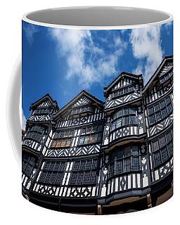 Shopping In Tudor Splendour Coffee Mug