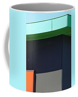 Shopping Strip Geometry 2 Coffee Mug