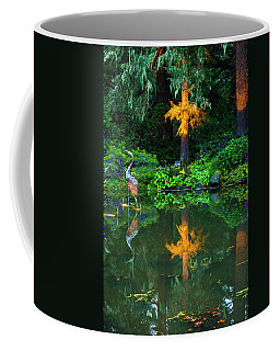 Coffee Mug featuring the photograph Shore Acres Beauty by Dale Stillman