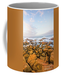 Coffee Mug featuring the photograph Shore Calm Morning by Jorgo Photography - Wall Art Gallery