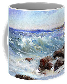 Shore Is Breathtaking Coffee Mug
