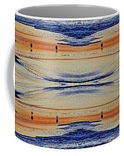 Shore Lines Coffee Mug