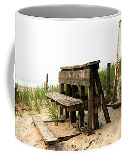 Shore Seat Coffee Mug