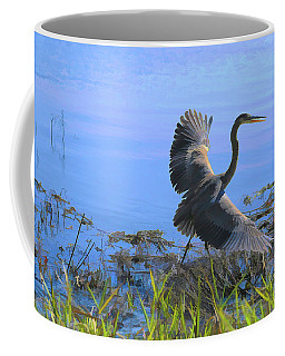 Shore Walk  Coffee Mug
