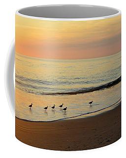 Shorebirds 9/4/17 Coffee Mug
