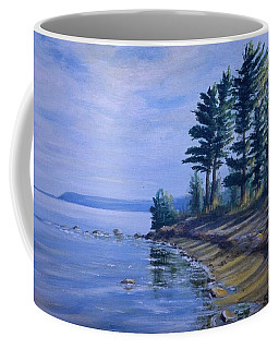 Shoreline Coffee Mug