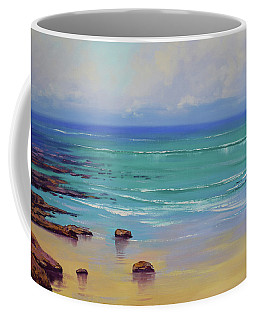 Shoreline Colors Coffee Mug