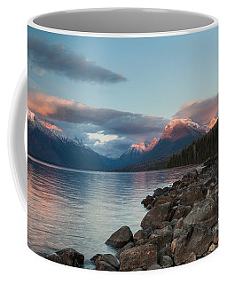 Shoreline Coffee Mug by Fran Riley