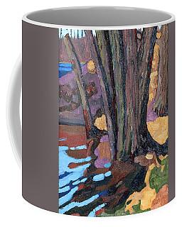 Shoreline Maples Coffee Mug