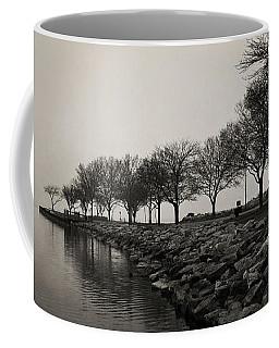 Shoreline Mist Coffee Mug