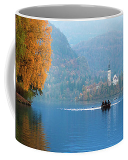 Shorewards Coffee Mug