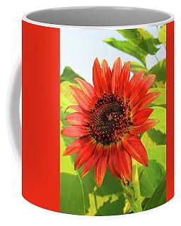 Short Bloom Coffee Mug