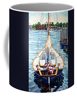 Short Ride To The Bay Coffee Mug