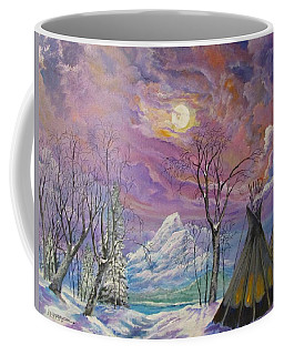 Shoshone Moon Coffee Mug