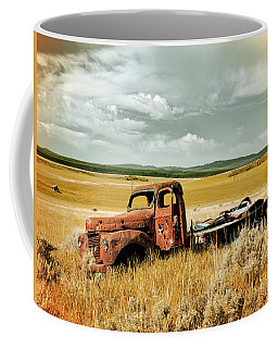 Shot Coffee Mug by Leland D Howard