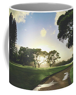 Coffee Mug featuring the photograph Show Me The Way by Laurie Search