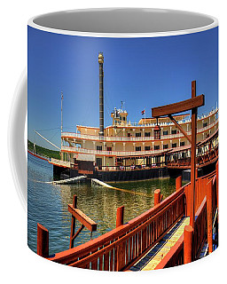 Showboat Branson Belle Coffee Mug by Ester Rogers