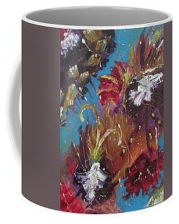 Showers Of Flowers Coffee Mug