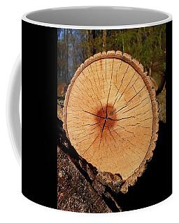 Showing Its Age Coffee Mug